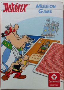 Asterix Mission Game