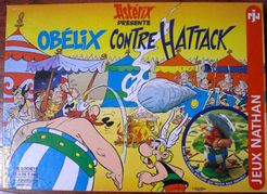 Astérix présente Obélix contre Hattack