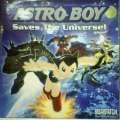 Astro Boy Saves the Universe Game
