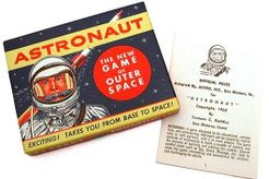 Astronaut, The New Game of Outer Space