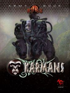 AT-43 Army Book: Karmans