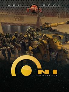 AT-43 Army Book: Oni