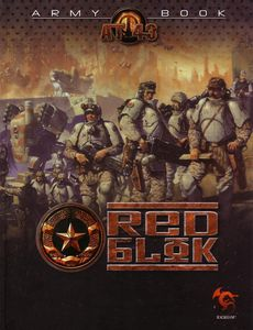 AT-43 Army Book: Red Blok