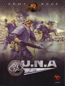 AT-43 Army Book: U.N.A.