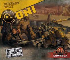 AT-43 Army Box: Oni