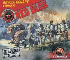 AT-43 Army Box: Red Blok