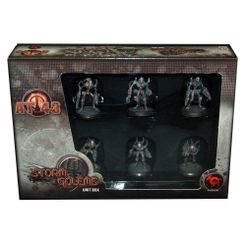 AT-43 Unit Box: Storm Golems