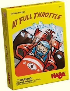 At Full Throttle