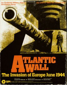 Atlantic Wall: The Invasion of Europe June 1944