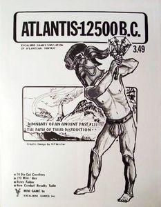 Atlantis 12500 B.C.