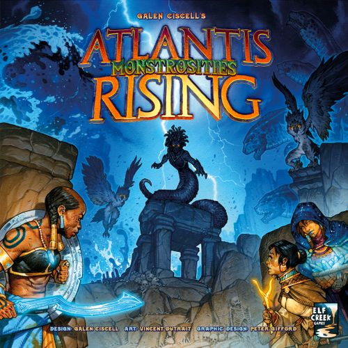 Atlantis Rising: Monstrosities