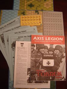 ATS: Axis Legion – Spanish Division Azul on the Eastern Front