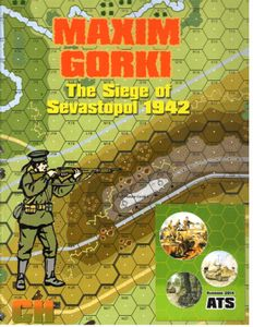 ATS Maxim Gorki II: The Siege of Sevastopol 1942