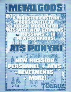 ATS: Ponyri – Metalgods