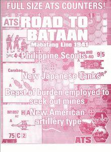 ATS:  Road to Bataan – Mabatang line 1941
