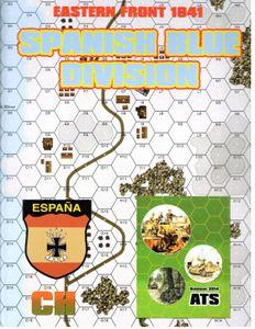 ATS Spanish Blue Division: Eastern Front 1941