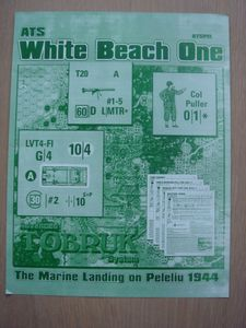 ATS: White Beach One – The Marine Landing on Peleliu 1944