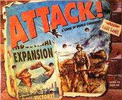 Attack!: Expansion