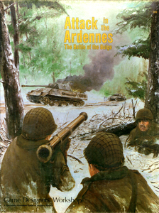 Attack in the Ardennes: The Battle of the Bulge