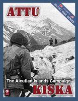 Attu & Kiska: Island War Series, Volume III