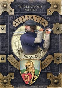 Audatia, the medieval swordfighting card game