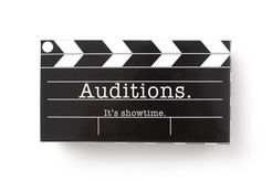 Auditions: The Game