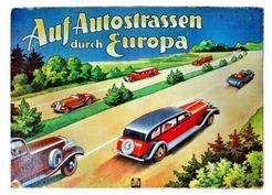 Auf Autostrassen durch Europa