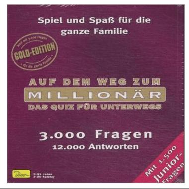 Auf dem Weg zum Millionär