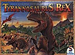 Auf der Flucht vor Tyrannosaurus