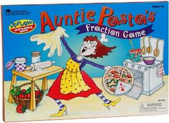 Auntie Pasta's Fraction Game