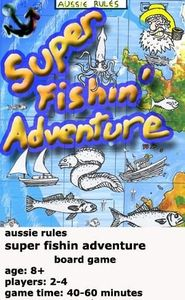 Aussie Rules Super Fishin Adventure