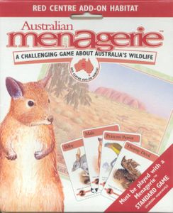 Australian Menagerie: Red Centre Expansion