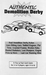 Authentic Demolition Derby