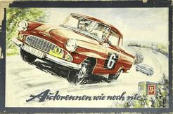 Autorennen wie noch nie