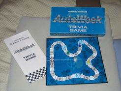 Autoweek Trivia Game