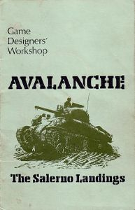 Avalanche: The Salerno Landings