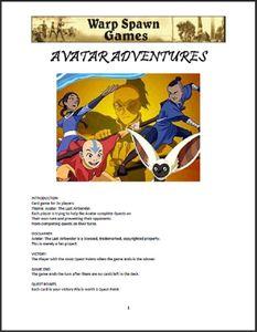 Avatar Adventures