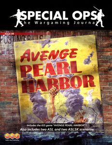 Avenge Pearl Harbor
