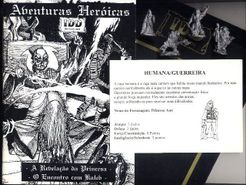 Aventuras Heróicas: A Revelação da Princesa / O Encontro com Kaleb