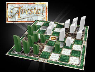 Avesta!