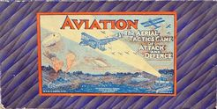 Aviation: The Aerial Tactics Game of Attack and Defence