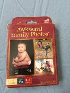 Awkward Family Photos Card Game
