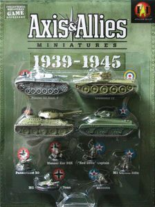 Axis & Allies Miniatures