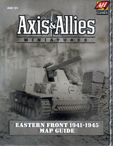 Axis & Allies Miniatures: Eastern Front 1941-1945 Map Guide
