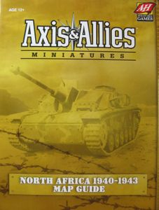 Axis & Allies Miniatures: North Africa 1940-1943 Map Guide