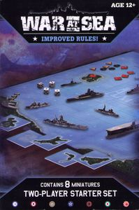 Axis & Allies Naval Miniatures: War at Sea