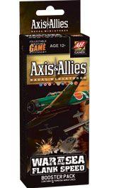 Axis & Allies War at Sea: Flank Speed