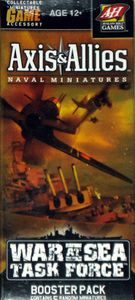 Axis & Allies: War at Sea – Task Force Booster Pack