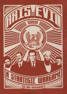 Axis of Evil: A Strategic Wargame