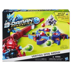 B-Daman Crossfire Vertigo Spin Arena